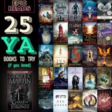 books for adults 25 ya books for of thrones fans epic reads