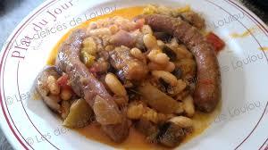 cuisine de loulou ragout de merguez et d haricot blanc aux légumes les délices de loulou