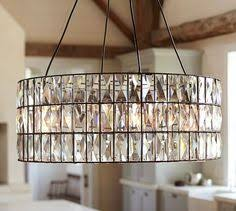 Crystal Chandelier For Dining Room by If You Want A Beautiful Drop Down Chandelier This Is It Crystal