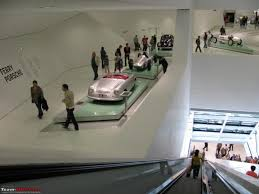 porsche headquarters stuttgart porsche museum stuttgart will be opened on 31 jan 09 team bhp