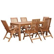 milan direct 7 piece palma majorca outdoor dining set u0026 reviews