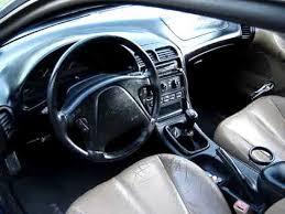 95 mustang gt interior 95 probe gt customized interior