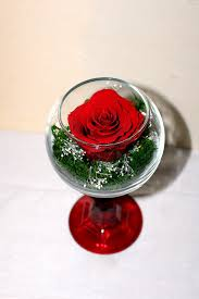 preserved roses preserved roses say i you all year centerpiece