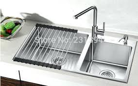 stainless steel double sink undermount double stainless kitchen sink stainless steel double bowl kitchen