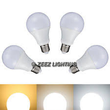A19 12W Light Bulbs with Dimmable