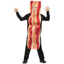 Butcher Halloween Costume Bacon Strip 7 10 Size Seasonal Halloween Costumes Boys