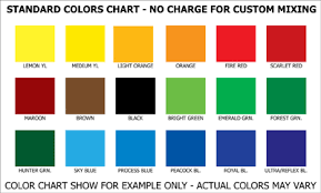 mix food coloring chart images