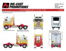 kenworth aftermarket parts k100 refrigerated roadways