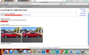 lexus sc430 for sale craigslist another convertible sc clublexus lexus forum discussion