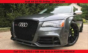 audi aftermarket grill audi a8 d4 kit aftermarket styling and modifications hofele