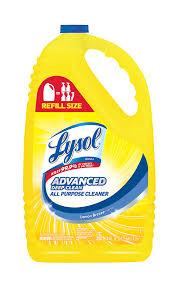 brand ii advanced deep clean all purpose cleaner lemon breeze scent