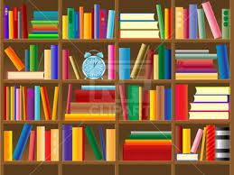 Wooden Bookshelf Wooden Bookshelf Vector Clipart Image 4482 U2013 Rfclipart