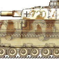 camo photo album p iv 19 pzdiv warschau august 1944 iron panzers