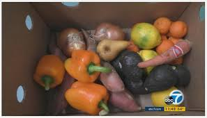 fruit delivery service abc news la bay area based imperfect produce brings veggie