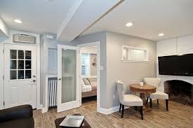 Small Basement Apartment Design Ideas