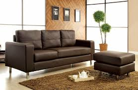 North Shore Dark Brown Sofa Brown Leather Couch