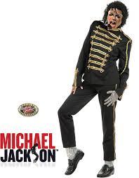 Xxxl Halloween Costumes Michael Jackson Military Prince Black Uniform Cosplay