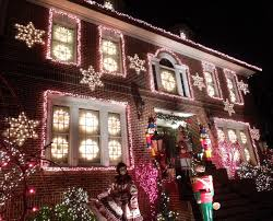 Christmas Lights House by Dyker Heights Christmas Lights New York City Christmas Lights