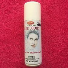 Halloween Hair Color Washes Out - turquoise goodmark halloween temporary hair color spray on wash