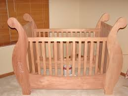 baby crib plans for woodworkers give your newborn a gift