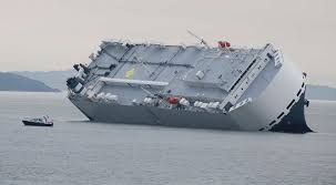 Sle Of Bill Of Sale For A Car by Hoegh Osaka Cargo Ship Was Deliberately Grounded Isle Of