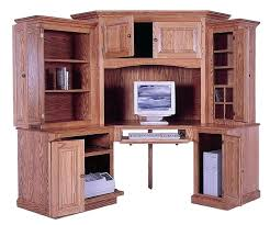 A Tower Corner Computer Desk Corner Computer Desk With Hutch Konzertsommer Info