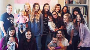 surprise baby shower youtube