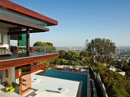 Beautiful Homes In California Beautiful Homes Sunset Plaza Drive Residence Los Angeles