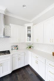 best white for cabinets and trim pin on neptune kitchen