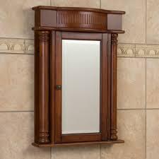 wooden bathroom cabinet mirrors home benevola