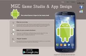 mgc game studio u0026 app design android apps on google play