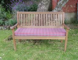 simple outdoor bench cushions how to choose outdoor bench