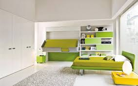 small spaces creative idea with foldable furniture for small