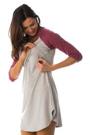 maternity nursing majamas the late shirt maternity nursing nightshirt