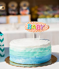 there s a baby on board surfing themed baby shower hostess