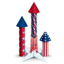 4th Of July Party Decorations Holiday Party Supplies Tagged