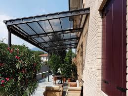 tettoie per terrazze tettoie per esterni per terrazzi balconi auto finestre ingressi