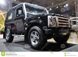 land rover defender vector land rover defender suv editorial stock image image 16219559