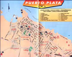 Map Of Puerto Rico Beaches by Boca Chica Dominican Republic Maps