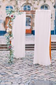 wedding arches diy 32 diy wedding arbors altars aisles diy