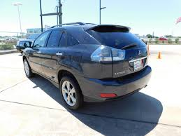 lexus rx400h roof box lexus rx 400h in texas for sale used cars on buysellsearch