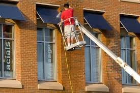 Best Way To Clean Awnings Affordable Pressure Washer Service In The Elkhart In Area