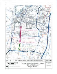 Ohio Road Map Bctid