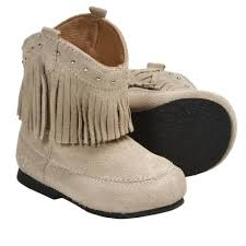 Brown Fringe Ankle Boots Dingo Suede Fringe Ankle Boots For Little Girls Review Of Dingo