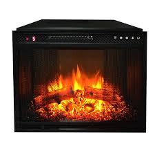 Realistic Electric Fireplace Insert by Touchstone Edgeline Electric Fireplace Insert U0026 Reviews Wayfair