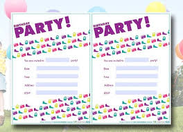 printable party invitations printable party invitations printable party invitations with
