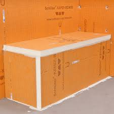 Tiling Pictures by Benches Schluter Com