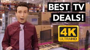 tv price on black friday best black friday 4k tv deals of 2016 youtube