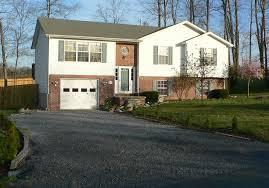 split level style house split level home adhome