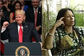 president trump calls on cuba to return tupac shakur u0027s godmother
